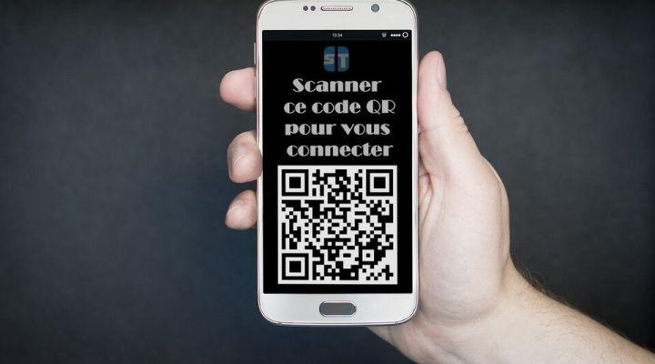Comment partager son réseau WiFi avec un Code QR sur Android & iPhone