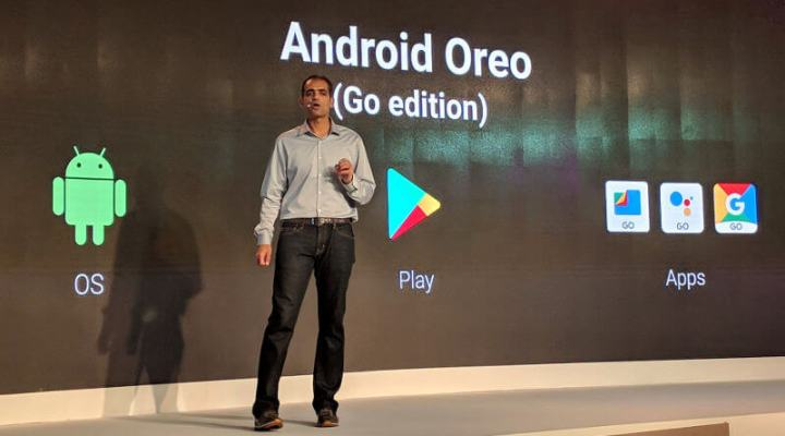 Quel est la différence entre Android One et Android Oreo Go ?