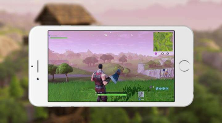 Comment jouer à Fortnite Battle Royale sur mobile (iOS)