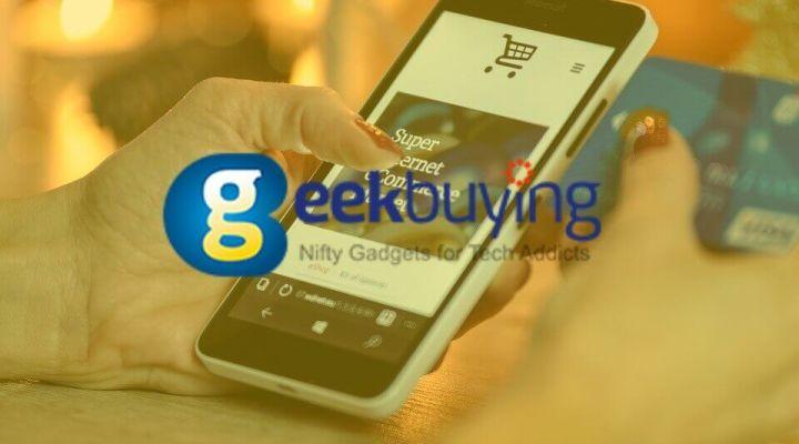 Mon avis sur GeekBuying 2018 : Est-ce un site chinois fiable ?