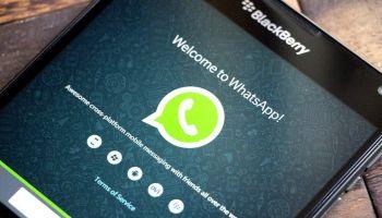 Comment continuer d'utiliser WhatsApp sur BlackBerry 10 en 2018