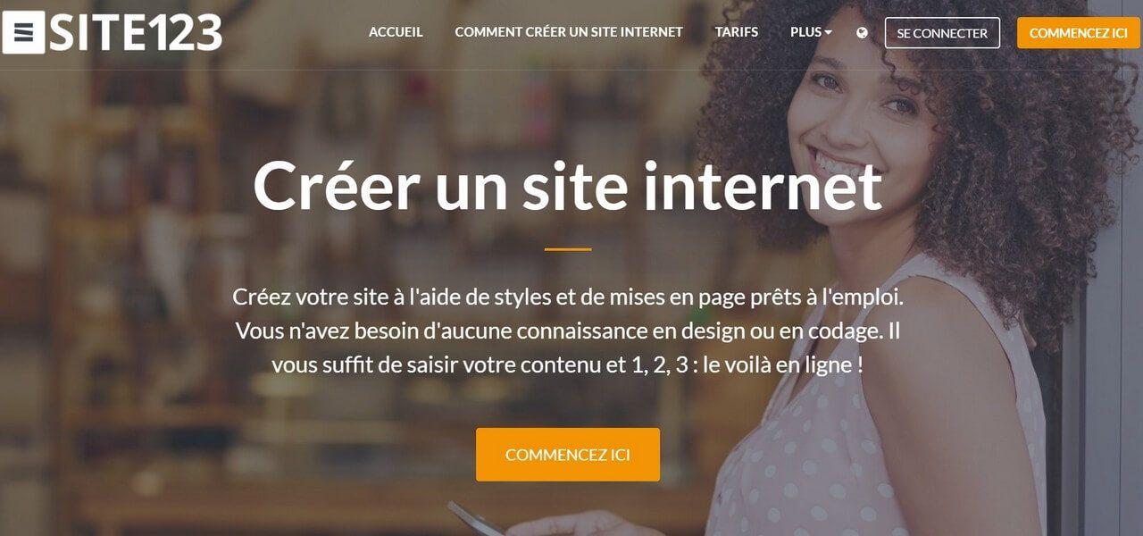 1605d6ff914 creer un site web sans connaissance Voici comment créer un site web gratuit  sans savoir coder