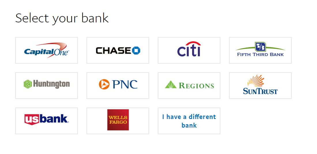 Selectionner Banque Comment récupérer l'argent PayPal dans n'importe quel pays (non supporté par le virement PayPal)