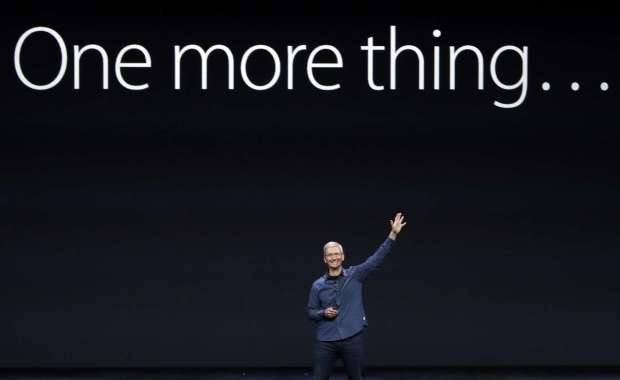 apple one more thing 2018 Les nouveaux iPhone 2018 : Comment suivre la Keynote Apple 2018 en live