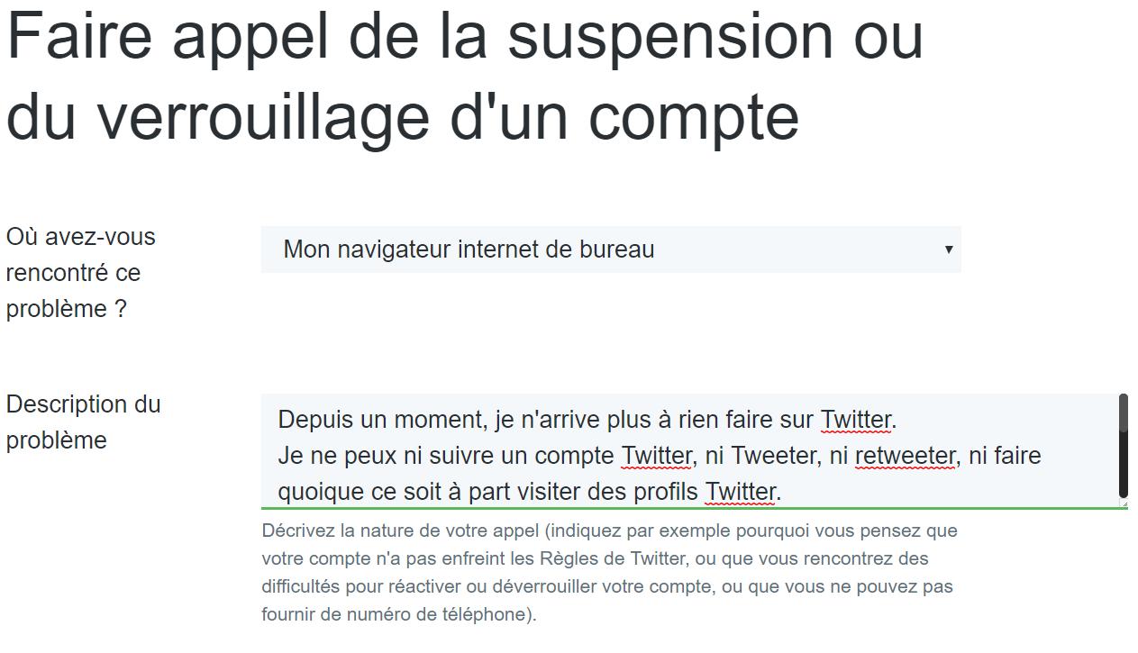 debloquer un compte twitter suspendu Comment supprimer un compte Twitter sur Android, iPhone ou PC en 2019