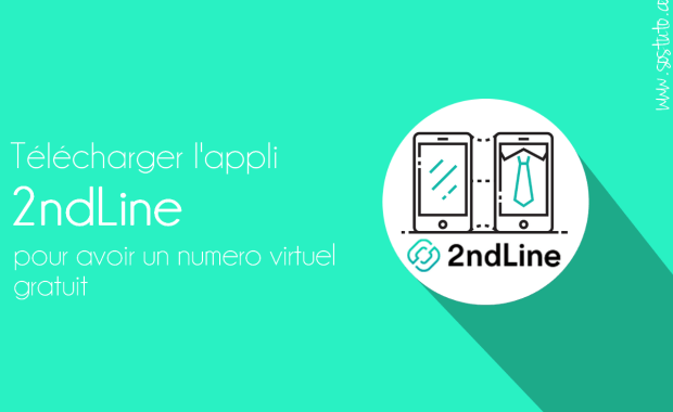 telecharger 2ndline apk Télécharger 2ndLine APK pour avoir un numéro virtuel gratuit USA