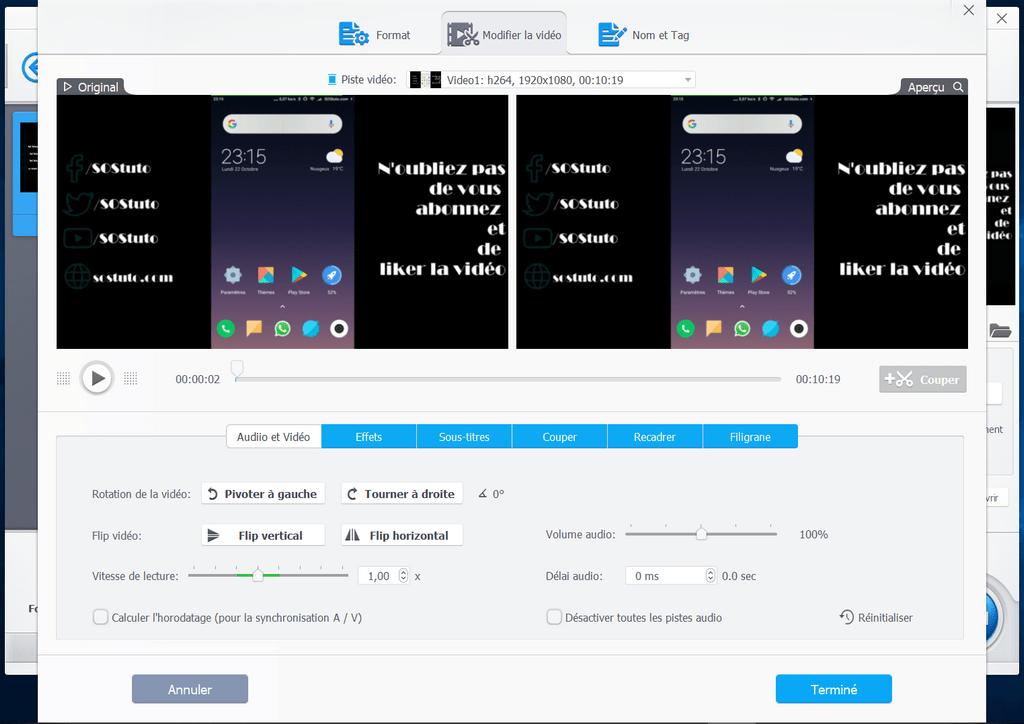 VideoProc Traitement video VideoProc : Pour éditer et traiter des vidéos GoPro 4K + Gagnez une GoPro Hero 7