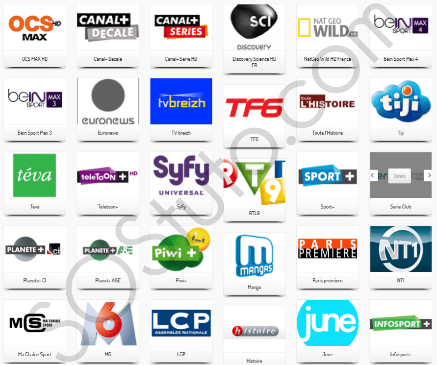 france iptv 1 Voir les chaines IPTV avec VLC Media Player grâce aux listes IPTV m3u