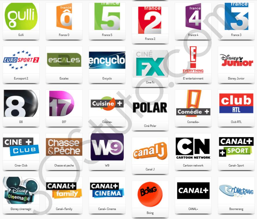 france iptv 2 Voir les chaines IPTV avec VLC Media Player grâce aux listes IPTV m3u