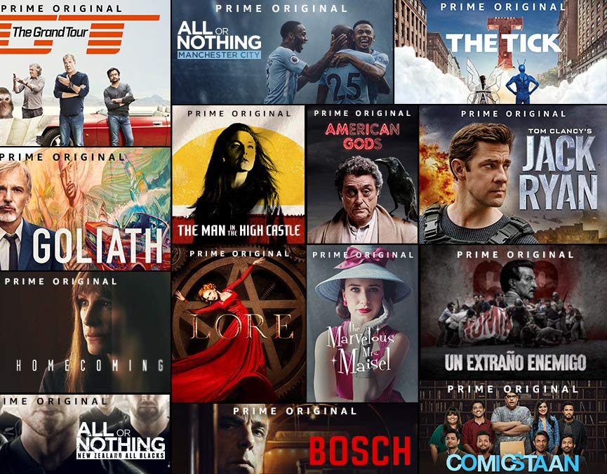 Amazon Prime Video NetFlix Alternatives 2019 – Top 10 Sites de Streaming Légal comme Netflix