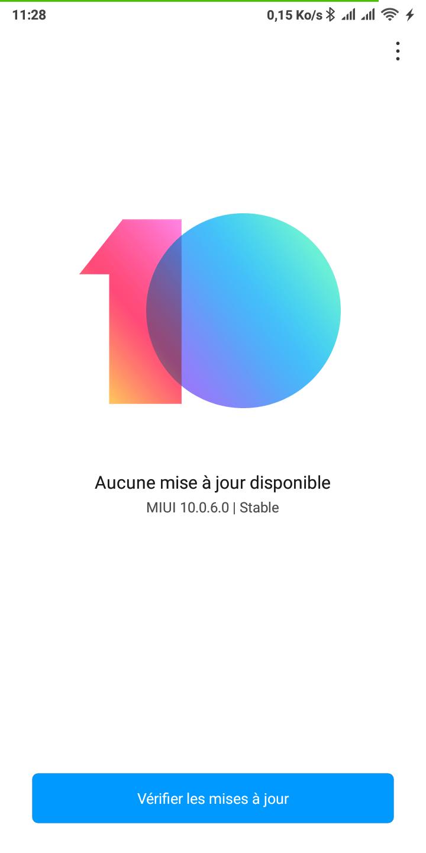 MIUI 10 mise à jour Comment Activer la Reconnaissance Faciale sur votre Xiaomi sous MIUI 10