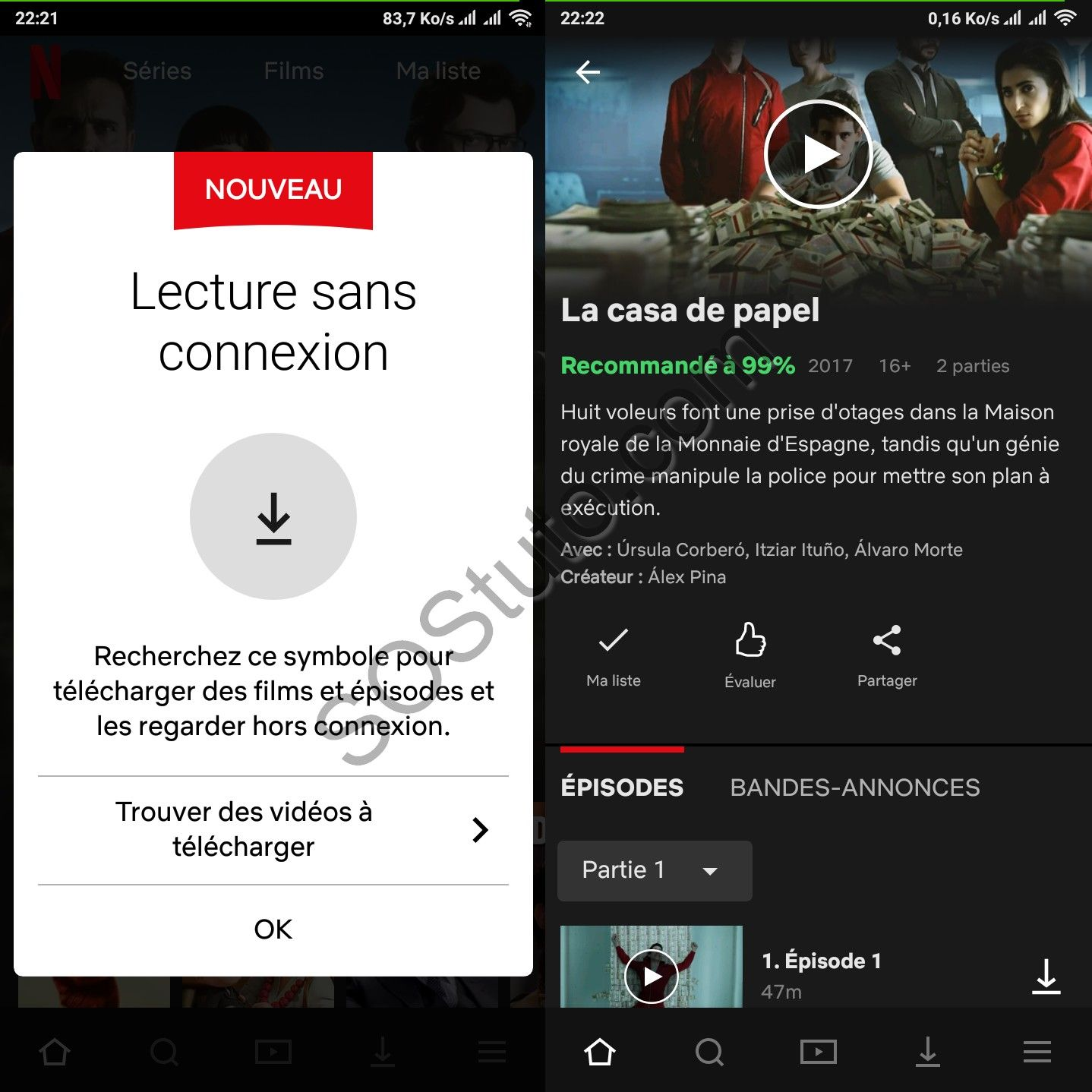 telecharger netflix sur Android FlixGrab - Comment télécharger les vidéos NetFlix sur PC (Films&Séries)