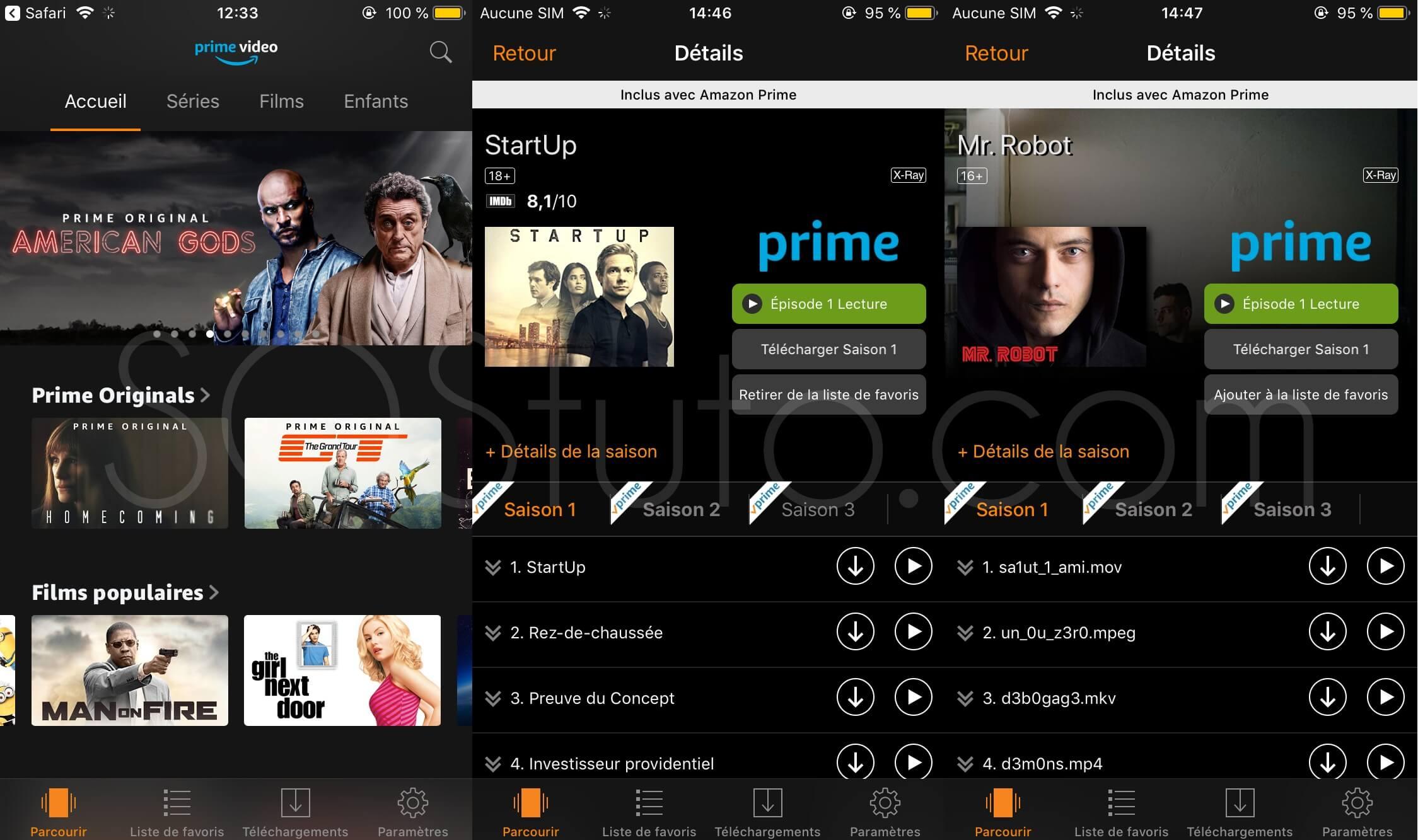 Catalogue Prime Video Francais Comment Avoir un Compte Amazon Prime Vidéo gratuitement