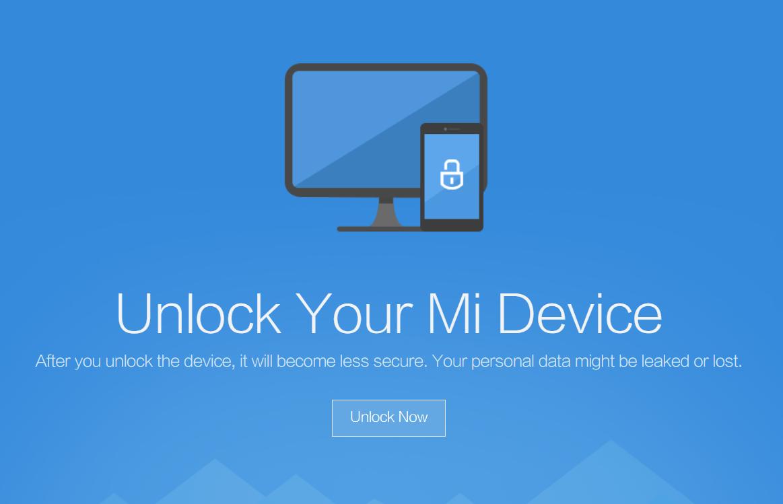 Unlock Your Mi Device Comment Déverrouiller le Bootloader de tout Xiaomi