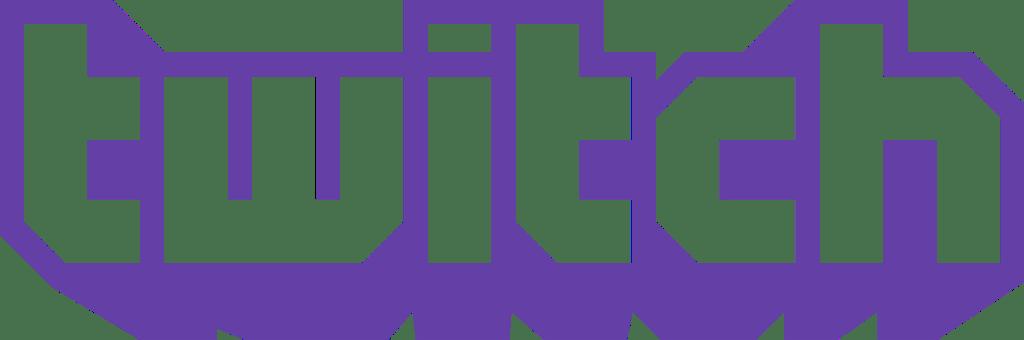 Twitch Logo 1024x340 Les Meilleures Plateformes pour faire du Streaming Vidéo Live