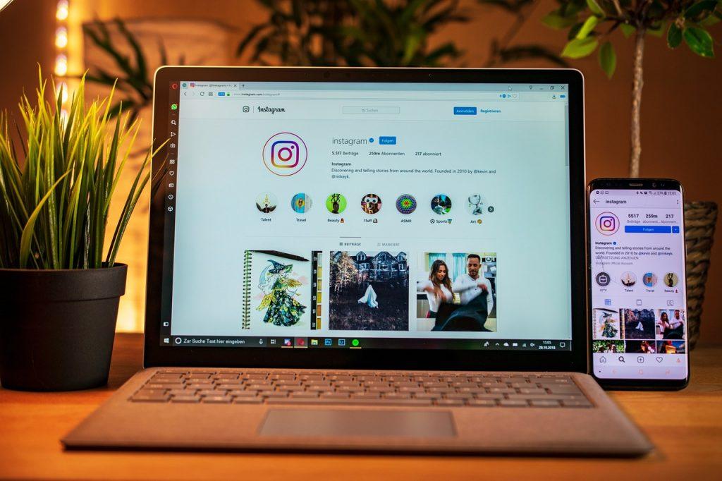 Instagram sur PC et Android 1024x682 [SOS] Mon Compte Instagram a été Piraté ! Que faire ?