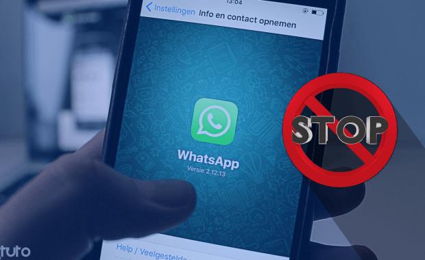 WhatsApp ne Fonctionnera plus sur ces smartphones Attention ! WhatsApp ne Fonctionnera plus sur ces smartphones d'ici 2020