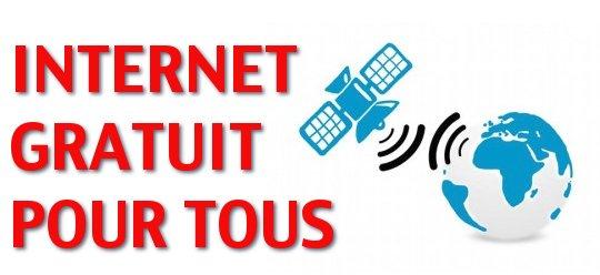 Internet Gratuit 10 méthodes pour avoir la connexion INTERNET GRATUIT