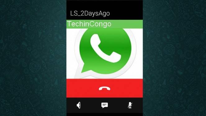 Les Appels sur WhatsApp Comment activer les Appels Whatsapp sur Android, iOS, Blackberry 10
