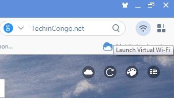 UC Virtual Wifi UC Browser intégrè un routeur virtuel pour partager la connexion internet : UC Free Wifi
