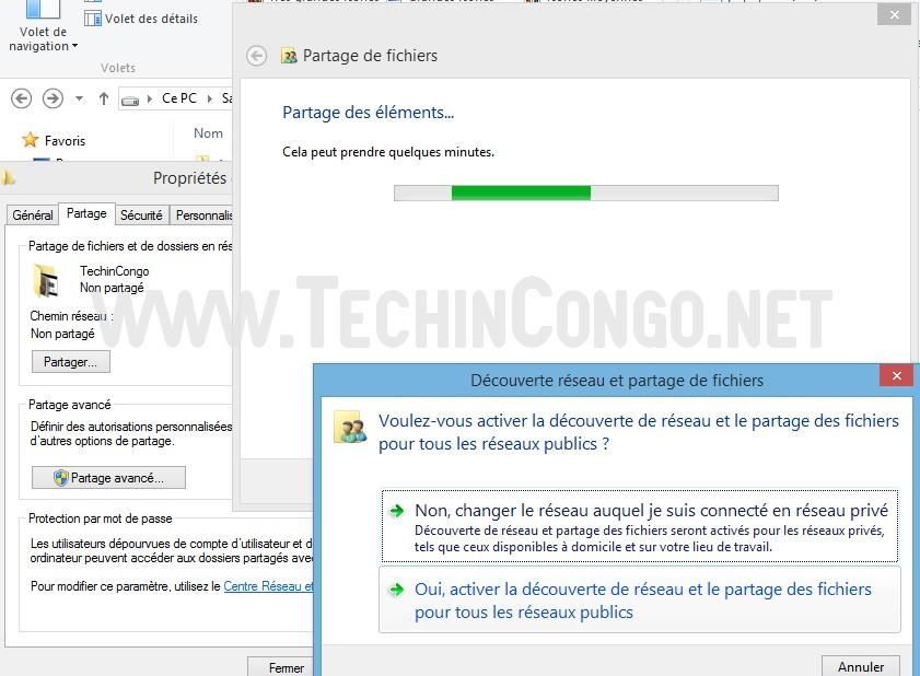 Decouverte reseau et partage de fichier Comment Transférer Des Fichiers Entre 2 Ordinateurs Par WiFi