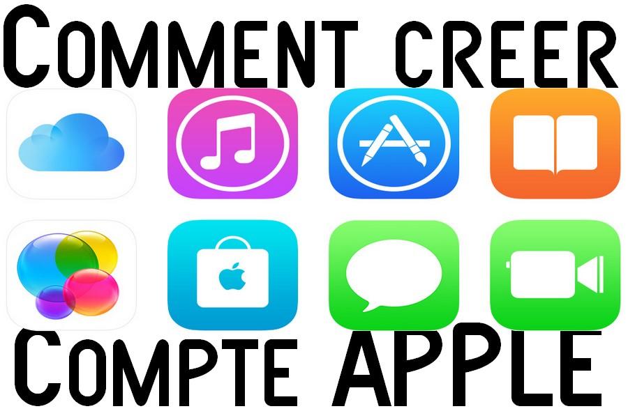 Apple ID Comment créer un identifiant Apple sans carte bancaire