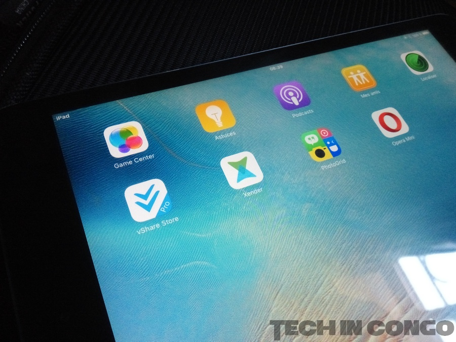 iPad mini Comment telecharger de la musique sur iphone avec Xender