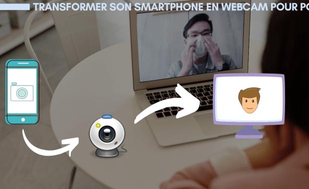 Utiliser Son Smartphone Comme Webcam sur PC Comment Utiliser Son Smartphone Comme Webcam sur PC et Mac