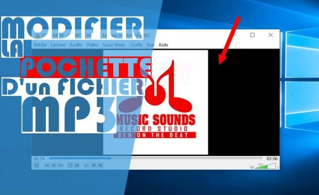 comment mettre image sur musique Comment changer l'image associée à une piste mp3