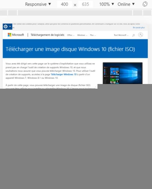 Telecharger Edition Windows 10 Télécharger Windows 10 32 bits/64 bits français ISO (Depuis Microsoft.com)