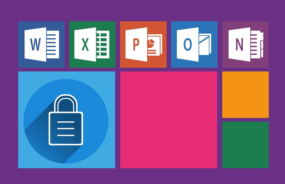 Suite bureautique Microsoft Word Excel PowerPoint Comment protéger un fichier Word par un mot de passe sous Windows 10 /8/7/XP