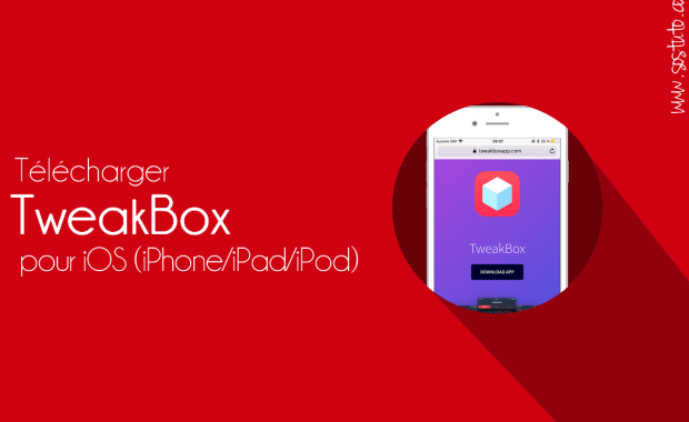 telecharger tweakbox Télécharger et Installer TweakBox sans Jailbreak pour iOS 12 / iOS 11