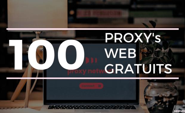 meilleur proxy gratuit Liste de Meilleurs Proxy Rapide, Anonyme et Gratuit – Meilleur Proxy Gratuit
