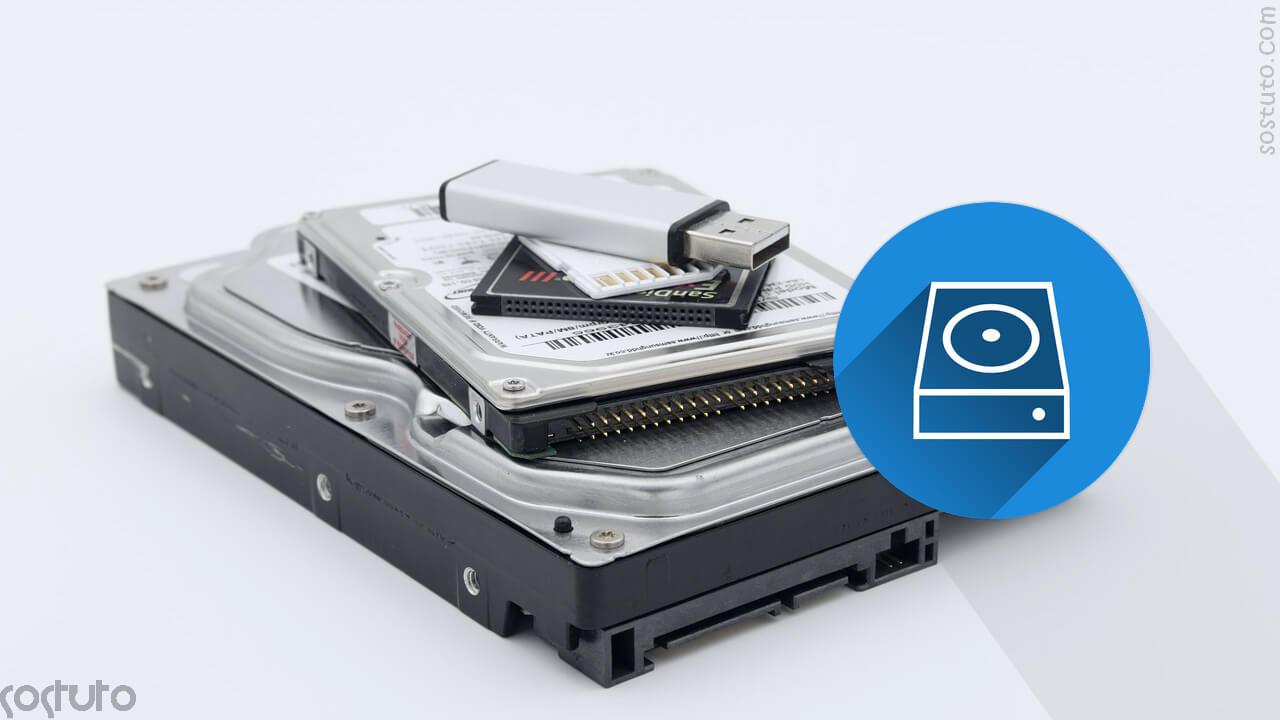 partitionner disque dur Comment Partitionner un Disque Dur sous Windows 10 sans le Formater