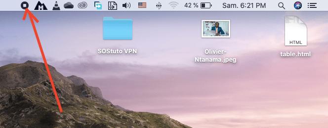 Arreter Enregistrement Video Comment Faire une Capture Vidéo sur Mac avec Son Interne