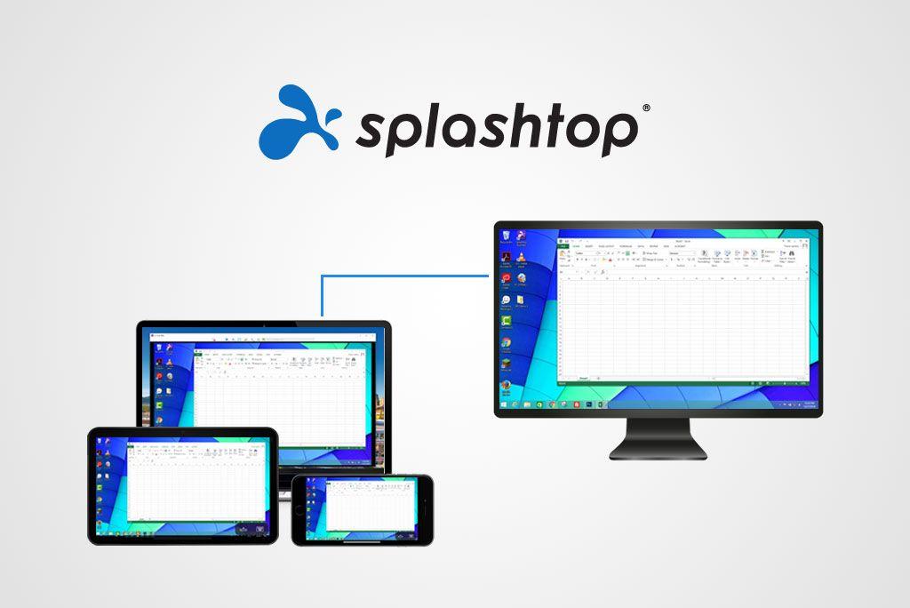 SplashTop Remote Access Alternatives à TeamViewer : 10 Meilleures Logiciels de Bureau à Distance