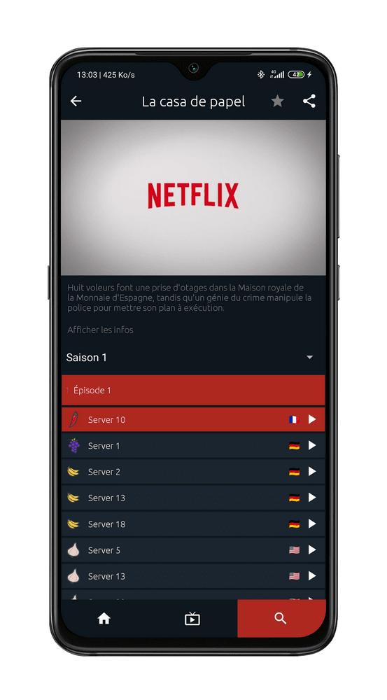 Netflix Gratuit WATCHED Télécharger WATCHED pour Regarder Netflix Gratuitement et sans Publicités