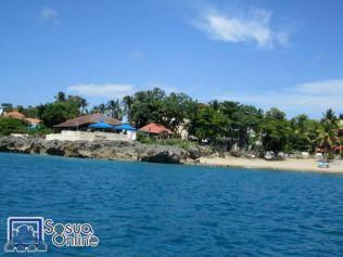 Costa Norte en El Batey de Sosúa