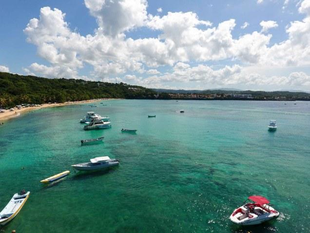 Embarcaciones, Bahía Sosúa