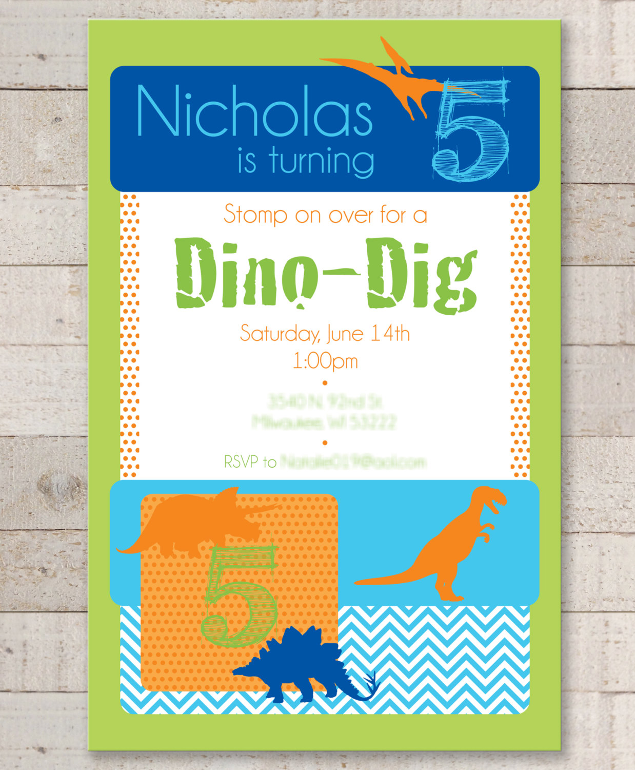 dinosaur birthday invitations party invites boys 1st birthday dinosaur theme birthday party invitations party decorations set of 10