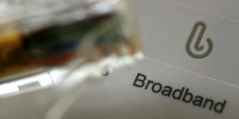Every home and business in the UK is to be given a legal right to request a fast broadband connection, David Cameron has announced.