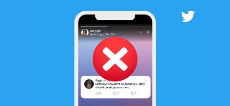 Twitter Fleets Özelliği Kullanımdan Kalkıyor