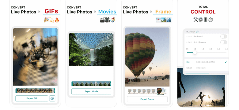 Live Photo' ları GIF Formatına Çevirin – GIF' e Nasıl Çevirilir ?