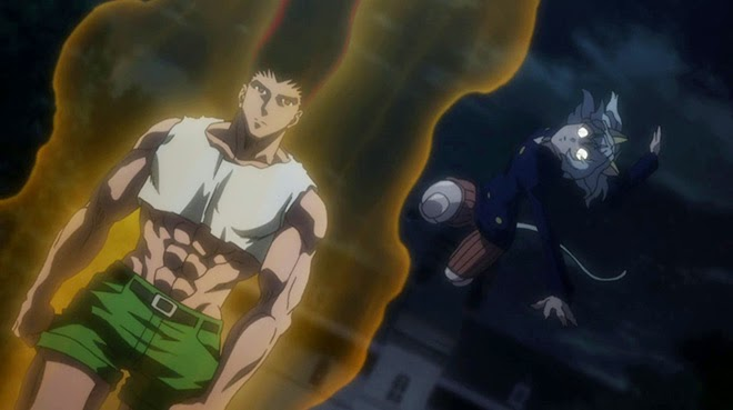 Top 5 Memorable Anime Moments of 2014 Gon