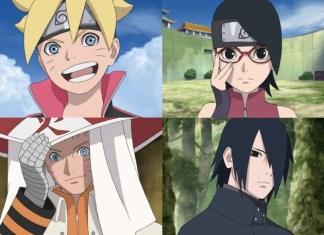"Screenshot Set Offers Glimpse at ""Boruto: Naruto the Movie"" Leads"