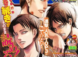 Who is officially the most popular Attack on Titan character? Official poll results unveiled