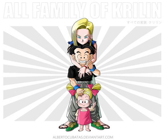 The families of Dragon Ball – look who's been left out of love again