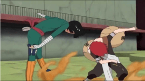 TOP 10 NARUTO FIGHTS BEFORE TIME SKIP