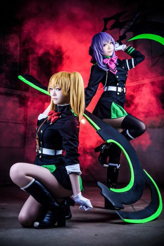 10 Seraph of the End Cosplay Fall Anime Viewers Want to Cosplay