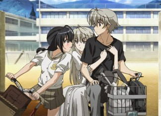 10 Harem Anime Like Kiss x Sis That Could Peak Your Interest